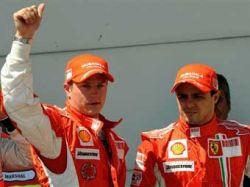 Кими Райкконен выиграл поул-позишн Гран-при Франции