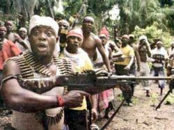 Повстанцы из Нигерии лишили мир очередной порции нефти