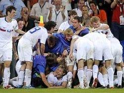 Сборная России по футболу вышла в полуфинал Евро-2008!