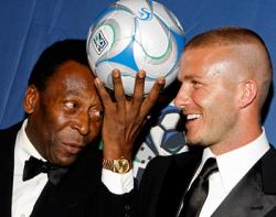 «Король футбола» подвергся вооруженному ограблению
