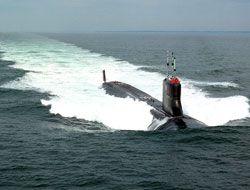 В США построена новейшая ударная подводная лодка