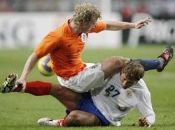 Голландцы могут опротестовать результаты матча