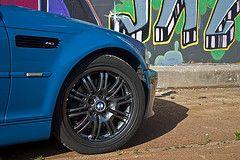 Синий и голубой цвета автомобилей набирают популярность
