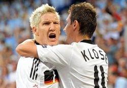 Сборная Германии – новый фаворит ЕВРО-2008
