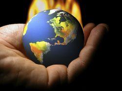 Глобальное потепление может оказаться очень быстрым