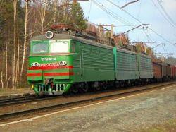 В Киеве перевернулись вагоны с рудой