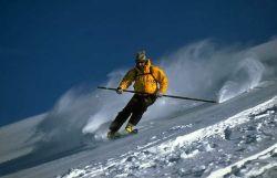 Швейцарские ученые предсказывают гибель лыжного спорта