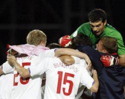 Статистика ЕВРО-2008: Сборная России - самая атакующая команда турнира