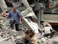 Последствия землетрясения в Китае  ликвидируют за два - три года