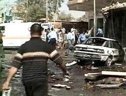 В Ираке смертница взорвала завтракающих полицейских