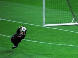Вратарь сборной Турции станет полевым игроком в полуфинале Евро-2008