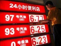 Китай устроил нефтяной переполох