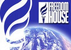 Freedom House традиционно покритиковала Россию