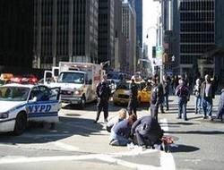 В Нью-Йорке два водителя задавили 17 пешеходов