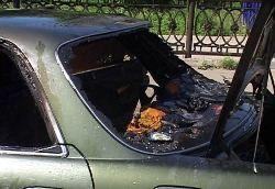 За поджоги автомобилей в Москве задержаны 22 человека