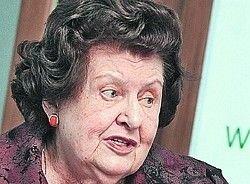 Скончалась известный физиолог Наталья Бехтерева