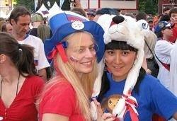 Фанаты из России смогут остаться на Евро-2008 с просроченными визами