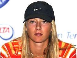 Мария Шарапова поднялась на второе место в рейтинге WTA