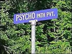 Самые безумные названия городских улиц