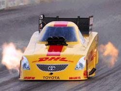 В аварии погиб двукратный чемпион престижной серии NHRA Скотт Калитта