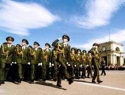 Армия сократится до миллиона человек уже к 2013 году