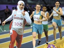 Женский спорт в странах, где носят хиджаб