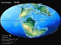 Уточнена дата зарождения континентов