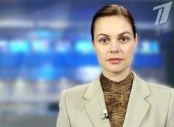 На российском ТВ дикторы заменили ведущих