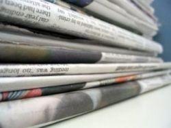 Конкуренция с интернет-СМИ убивает газеты