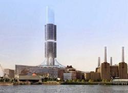 В Лондоне построят красивую башню из стекла взамен старой электростанции