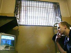 В украинских тюрьмах появились камеры класса люкс