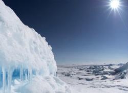 """Северный полюс, новая тревога: \""""Летом растают все льды\"""""""