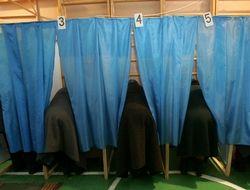 Месторасположение будки для голосования может повлиять на результат выборов
