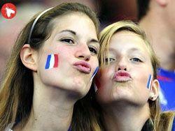 Самые горячие фанатки Евро - 2008