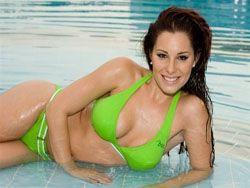 Фоторепортаж с конкурса «Мисс Вселенная-2008»