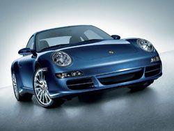 Обновленный дизайн Porsche 911