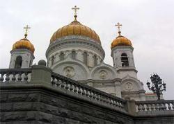 """Сторонники епископа Диомида подрались с \""""Нашими\"""", выясняя, кто православнее"""