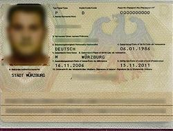 В интернете оказались паспортные данные 500 тысяч немцев