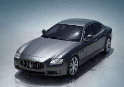 Maserati готовит Quattroporte к длительной осаде