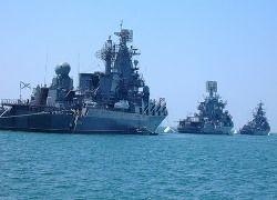 Украина отказалась от торга за Черноморский флот