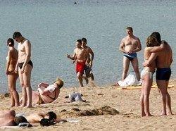 Туристов-россиян напугали радиацией на Черноморском побережье