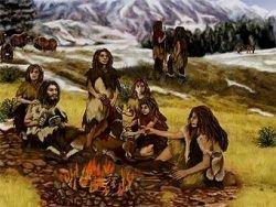 Британские неандертальцы были умнее остальных