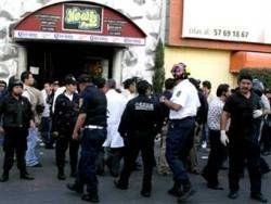 17 мексиканских полицейских уволили за смертельную давку в клубе