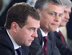 Дмитрий Медведев впервые изменил структуру своей администрации
