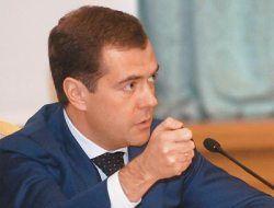 Президент Дмитрий Медведев поставил правительству 10 задач