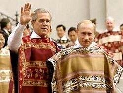 Россия против Запада: война, религия, любовь