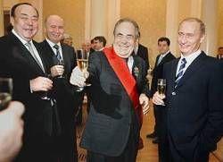 Башкирский и татарский президенты создают проблемы российскому