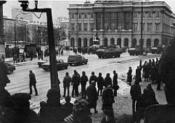 В Польше осуждены милиционеры, расстрелявшие бастующих горняков в 1981