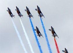 Сборная России по высшему пилотажу вопреки всему продолжает побеждать