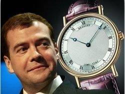 Власть над временем, или любимые марки часов президентов